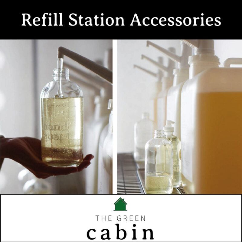 REFILL STATION ACCESSORIES